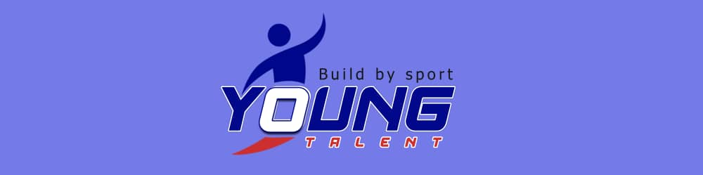 YOUNG TALENT, BUILD BY SPORT